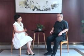 牛盾网络CEO高春龙接受杭州电视台《新锐杭商》栏目专访